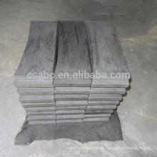 bloque de carbón para el cepillo de carbón