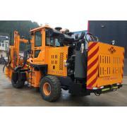 Road Guardrail Drilling Machine