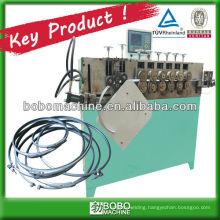 CB6 CNC HYDRAULIC DRUM BARREL HOOP FORMING MACHINE