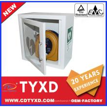 Vente chaude et boîte en acier de tôle d'acier de haute qualité personnalisée pour AED