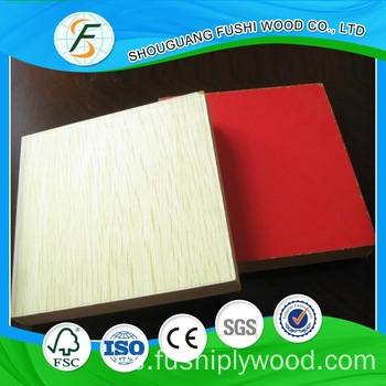 Tablero ranurado MDF de FUSHI GROUP.