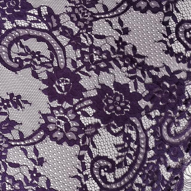 Eyelash lace fabric