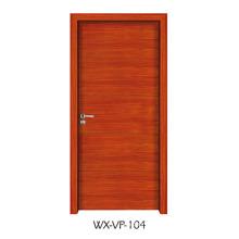 Porte de bois compétitive (WX-VP-104)