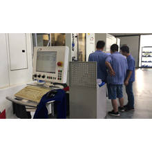 BFL CNC Hartmetall-2-Schaftfräser-Fräser für Stahl