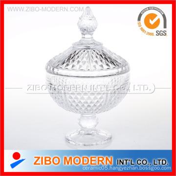 Glassware Glass Candy Jar