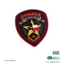 Emblema de bordado personalizado de alta qualidade para promoção