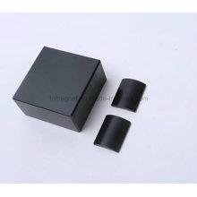 Produzieren Sie Blockmagnete mit schwarzer Epoxidbeschichtung