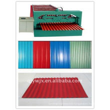 QJ 13-65-850 automatic roofing tile forming machinery