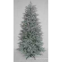 Realist Künstlicher Weihnachtsbaum mit String Licht Multi Farbe LED Dekoration (7AYA)