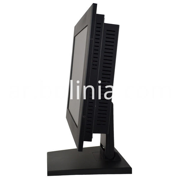 Embedded Monitor With Stand Side