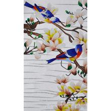 Hand-Cut Mosaic Picture Sicis Customized Design Vidro Irregular