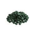 Comprimidos personalizados de 500 mg de spirulina chlorella