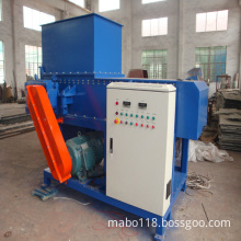 Waste Recycling Single Shaft Shredding Machine