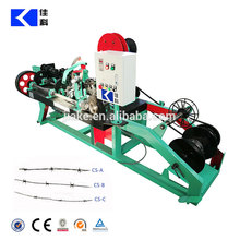Fully Automatic Barbed Wire Fabricating Machine