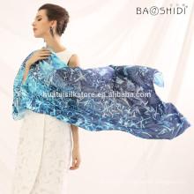 Шарф высокого качества конструкции шарфа типа шеи шарфа высокого качества