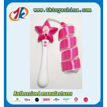 Star Dance Ribbon Stick Tanzstab Spielzeug für Kinder