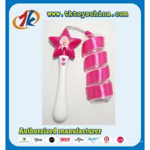 Звездный танец лента танец с палкой палочка игрушки для дети