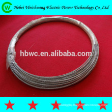 High quality galvanized wire strand/ electric power fitting/line fitting
