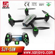 PK MJX B2W Bugs 2W 2.4G 6-Axis Gyro 1080P Wiif FPV Camera Drone with 12Mins FLying Time SJY-58W