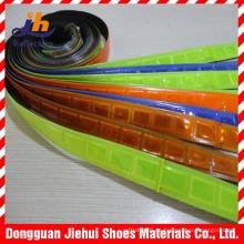 Cinta reflectante de alta intensidad Micro prismático del PVC