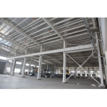 Steel Structural Erection Building (KXD-SSW1280)