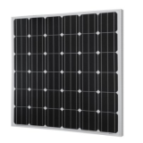 High perference 150W monocrystalline Solar Panels with 3.2mm glass