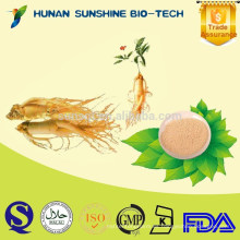 Sex Power que aumenta la medicina herbaria Panax Ginsenoside Rg1 polvo del extracto del 99%