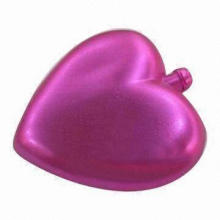 Heart-shaped Christmas Ornament, Various Sizes are Available, Customized Colors are Accepted