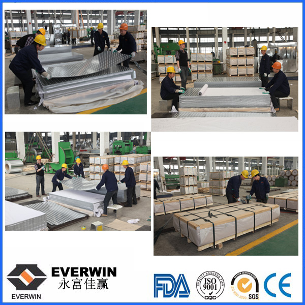 Five Bar Aluminum Sheet