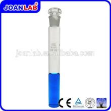 JOAN Lab Borosil Glass 3.3 Tube colorimétrique avec tube de comparaison de couleur de fiche