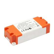 boqi dimmable led driver 350ma 7w triac dimming led driver with CE SAA