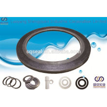 Cast steel Pipe spiral wound gasket