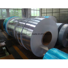Aluminum Coil with Blue PE Film