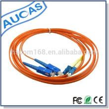 Cabo de remendo de fibra de alta velocidade cabo de remendo de fibra ao ar livre