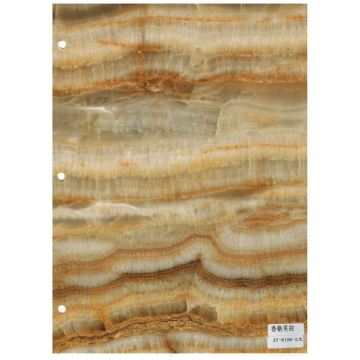 Interior decoration wooden pvc wall panel