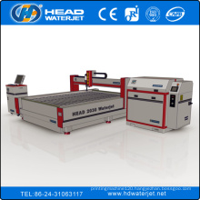 CE certificate 2000mm*3000mm CNC high pressure abrasive water jet glass cutting machine
