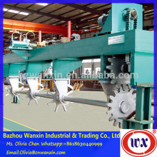 Hot-Dipped Pipe Galvanized Line -Industrial Application