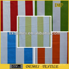 types of woven stripe lining fabric