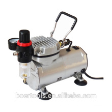 1/6HP Mini Air Compressor with filter portable air compressor
