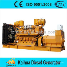 Good quality 500kw china manufacturer jichai diesel generator sets approved by CE