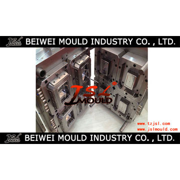 Thin Wall Container Plastic Mould Maker