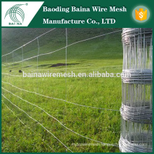 alibaba china factory direct sale galvanized field fence, high quality field fencing for widely using