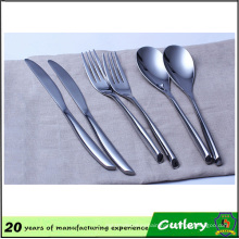 Stainless Steel Restaurant Kitchenware Cutlery Set