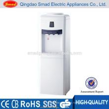 Dispensador de agua fría / caliente con refrigeración del compresor R134a y tres tomas de agua