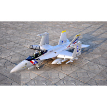 F18 RTF Télécommande Elelctric Power RC Avion
