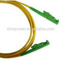 LC SC FC MU MTP MPO MTRJ E2000 om3 om4 Cordon de fibre optique LSZH