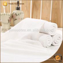 Toalla de baño blanca 100% del hotel del algodón fijada 3pcs / lot toalla de baño toalla de cara de los 75x140cm