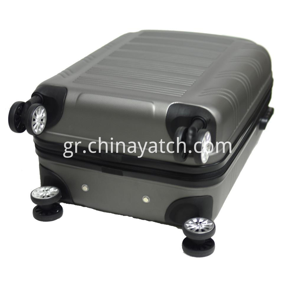 Abs Pc Alloy Luggage