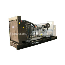 Generador de energía eléctrica de 180kVA con el motor diesel de Perkins
