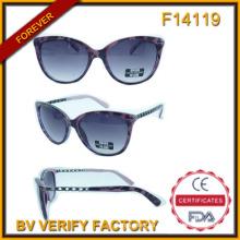 F14119 Venta por mayor gafas de sol en China
